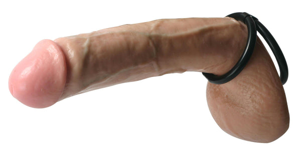 Easy Release Silicone Duo Cock Ring