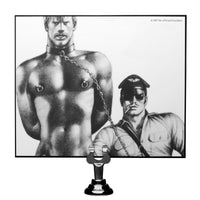 Tom of Finland Neoprene Collar - TFA