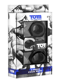 Tom of Finland 3 Piece Cock Nuts - TFA