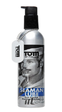 Tom of Finland Seaman Lube - 8 oz - TFA