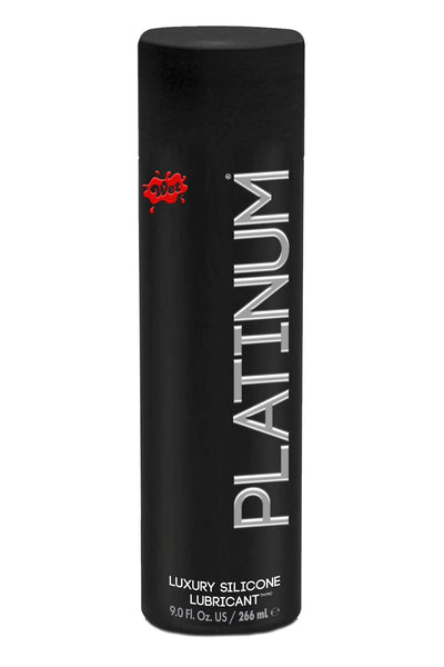 WET Platinum 9.0 fl.oz Silicone Lube