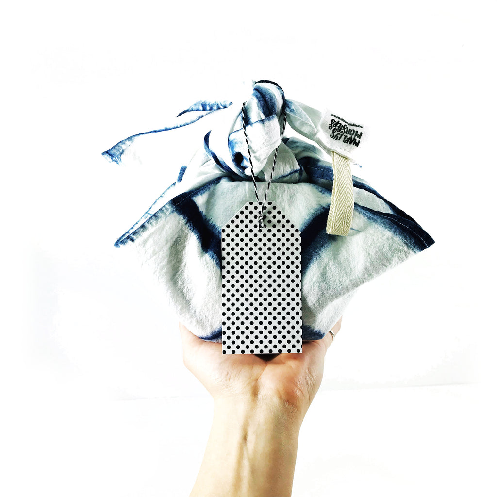 The Gift of Wrapping (Zero Waste)