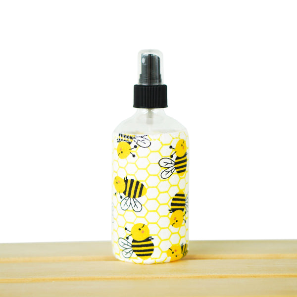 SPRAY BOTTLE & COVER: 8 oz
