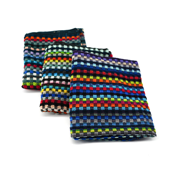 WOVEN TOWEL: Recycled Cotton