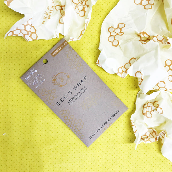 BEESWAX FOOD WRAP: Honeycomb