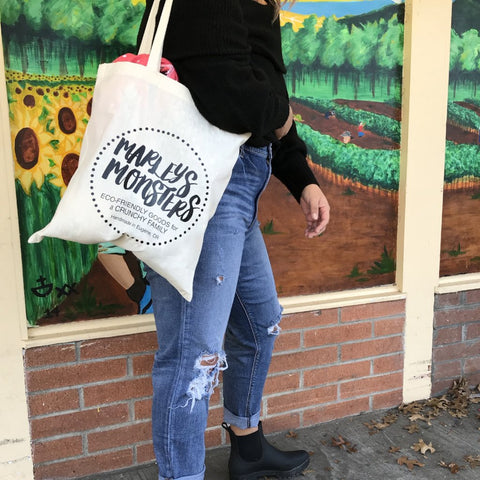 MARLEY'S MONSTERS TOTE BAG