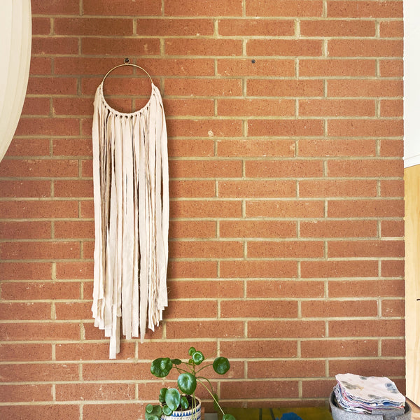 ART PROJECTS: Wall Hangings