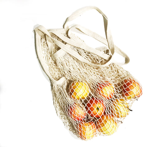 MARKET STRING BAG: Natural