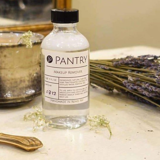MAKEUP REMOVER: Pantry Products