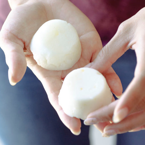 CONDITIONER BAR: Cocoa Butter + Seaweed Extract