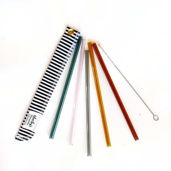 GLASS STRAW BUNDLE
