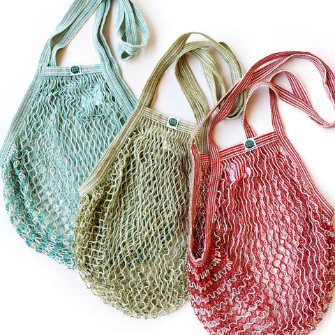 MARKET STRING BAG: Organic