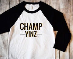 Pittsburgh sports gear, champyinz