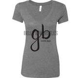 Green Bay Women's V-Neck