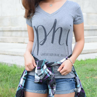 Philadelphia Women's V-Neck