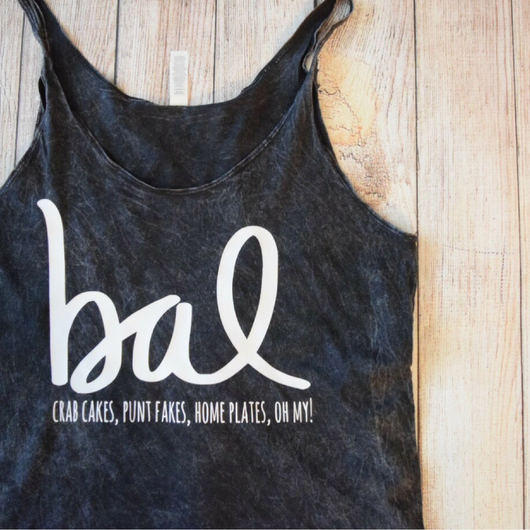 Baltimore Women's Tank Top