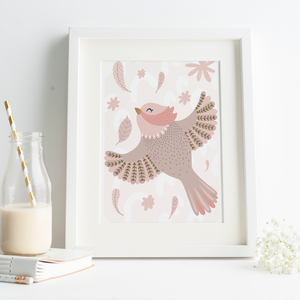 Bird - Colour - PRINTS279