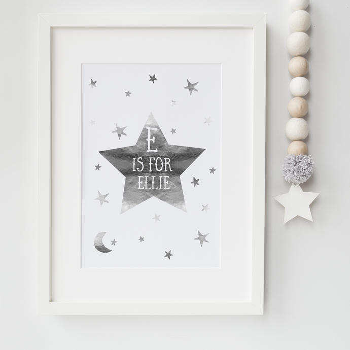 Personalised Star - PRINTS279