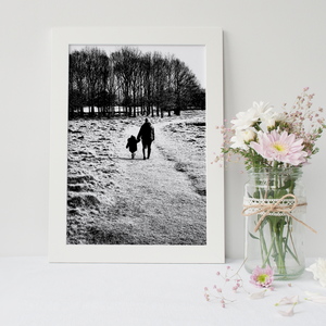Personalised Foil Photograph - PRINTS279