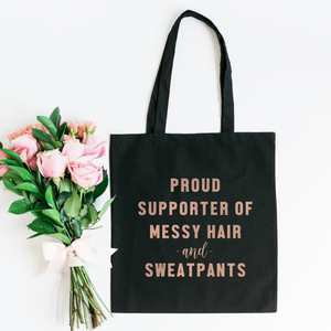 Proud Supporter Tote Bag - PRINTS279