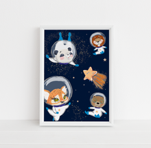 Load image into Gallery viewer, Space Animals
