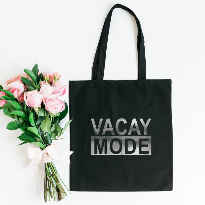 VACAY MODE Tote Bag - PRINTS279