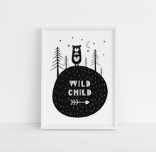 Load image into Gallery viewer, Wild Child Bear