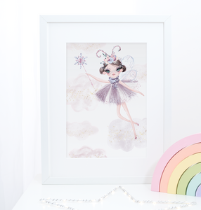 Winter Fairy Clouds - PRINTS279