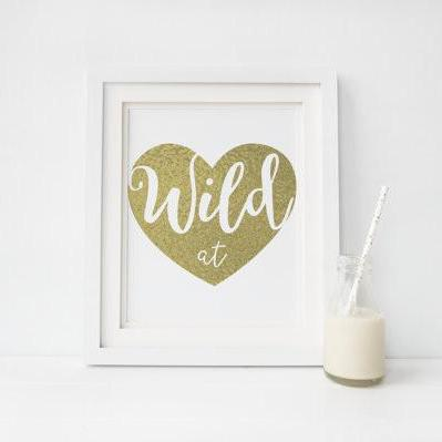 Wild At Heart - PRINTS279