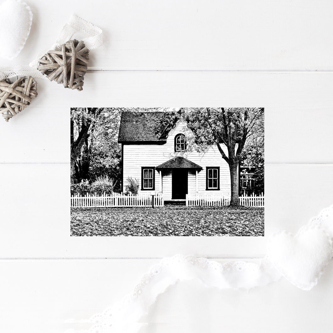 Personalised Home Foil Photograph - PRINTS279