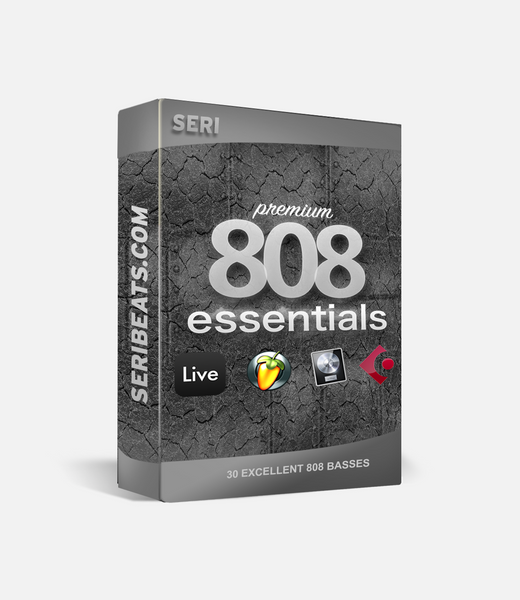 808 Essentials (63 Incredible Basses)
