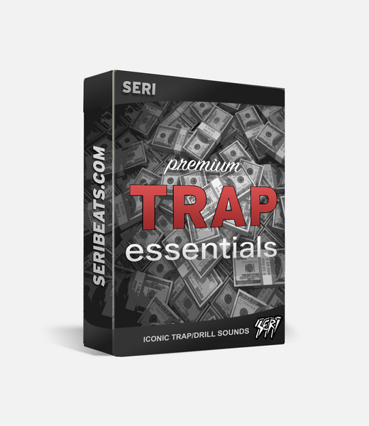 Trap Essentials (Must-Have Trap/Drill Sounds)
