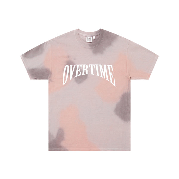 Hand Dyed Overtime Tee