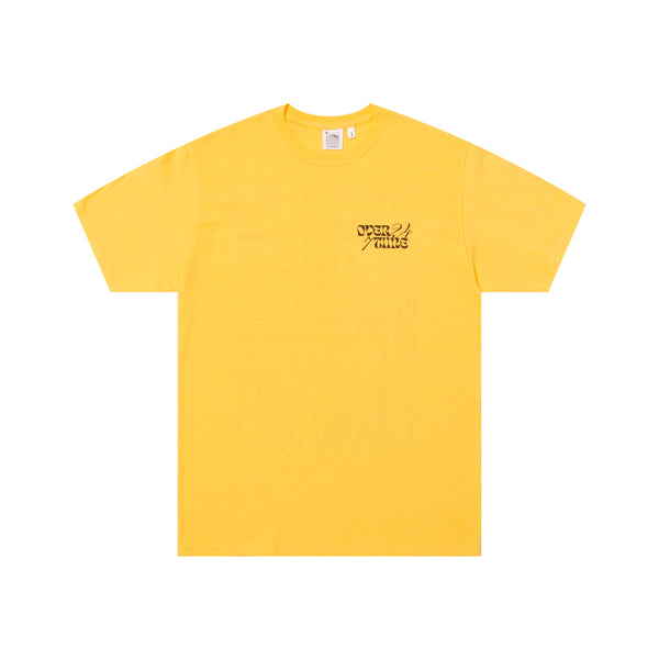 Yellow Snooze Tee