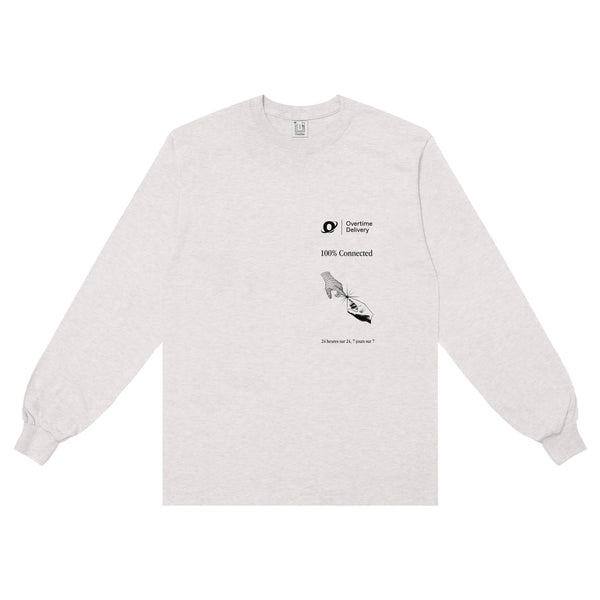 100% Connected Longsleeve