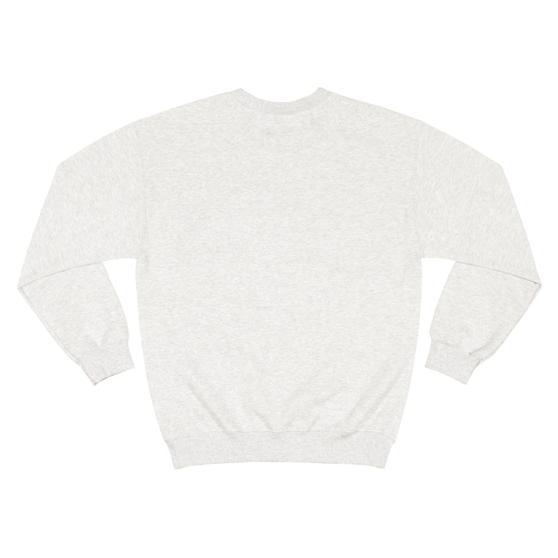 Signature Crewneck in Ash Grey