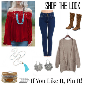 Shop the Look - Simply Charming