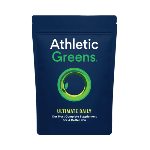 NSF Approved Athletic Greens Ultimate Daily