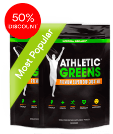 Athletic Greens® (30 Servings) 30 day subscription