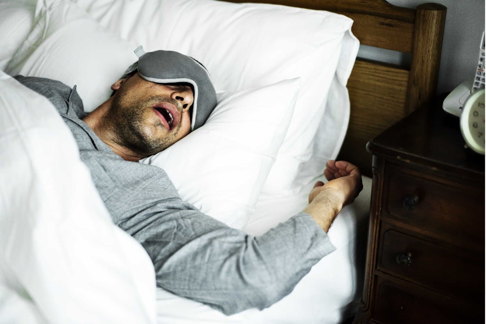 Inexpensive ways to stop snoring