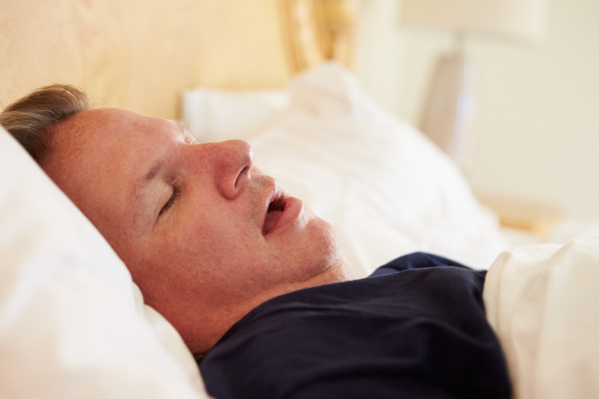 The Snore Solution For Overweight Men