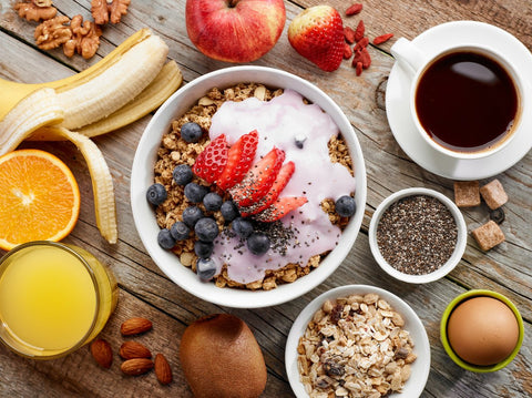 4 Of The Best Breakfast Foods [INFOGRAPHIC]