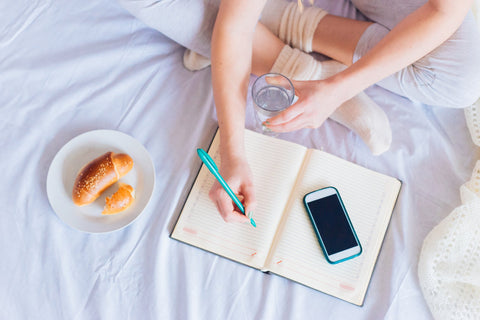 The Best Way to Fill Your Sleep Journal