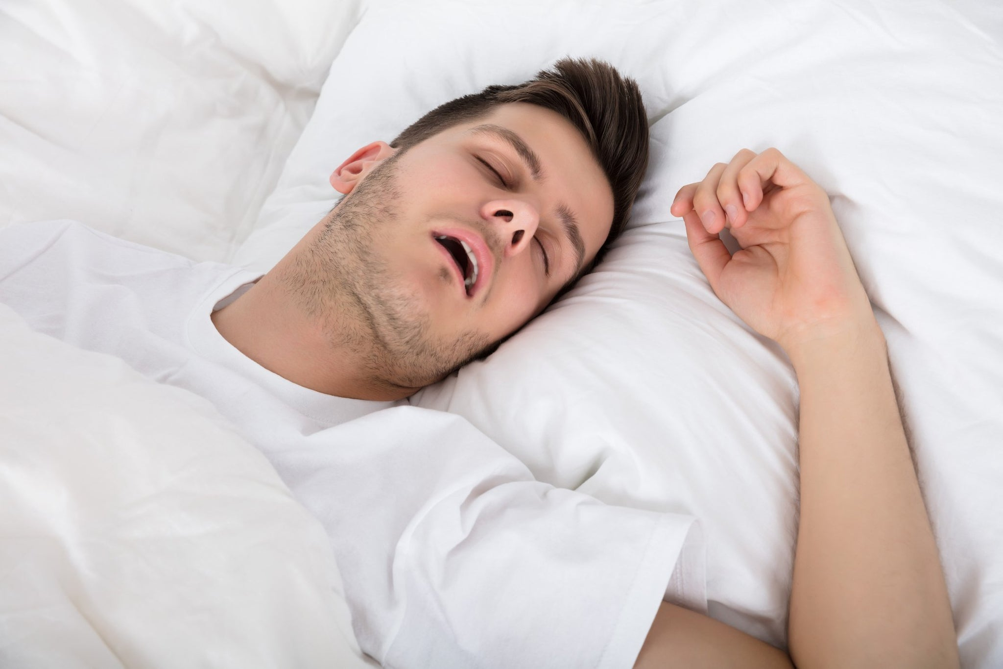 Sleeping With Your Mouth Open