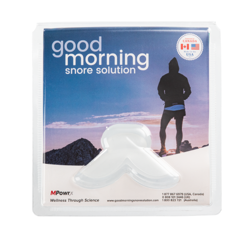 GMSS > Good Morning Snore Solutions