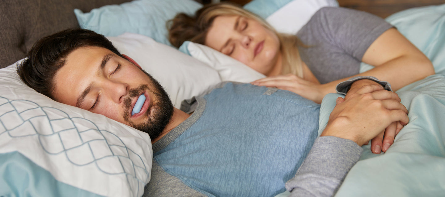 the #1 stop snoring mouthpiece