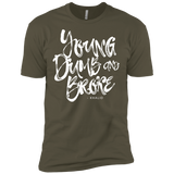 Young Dumb & Broke Premium T-Shirt