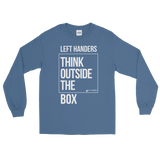 Think Outside The Box Long Sleeve T-Shirt