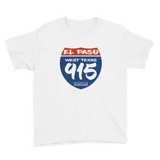 Highway 915 Youth T-Shirt