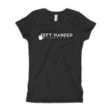 Left Handed Threads Logo Girl's T-Shirt
